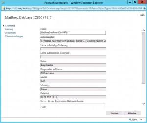 03 - ECP - Server - Postfachdatenbank